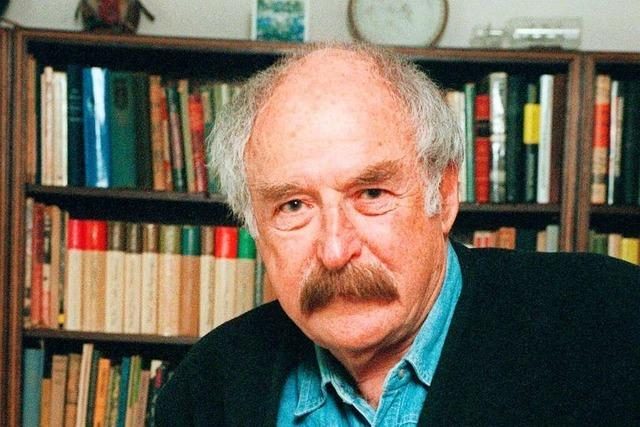Ein beherzter Beobachter: Zum Tod des jüdischen Schriftstellers Walter Kaufmann
