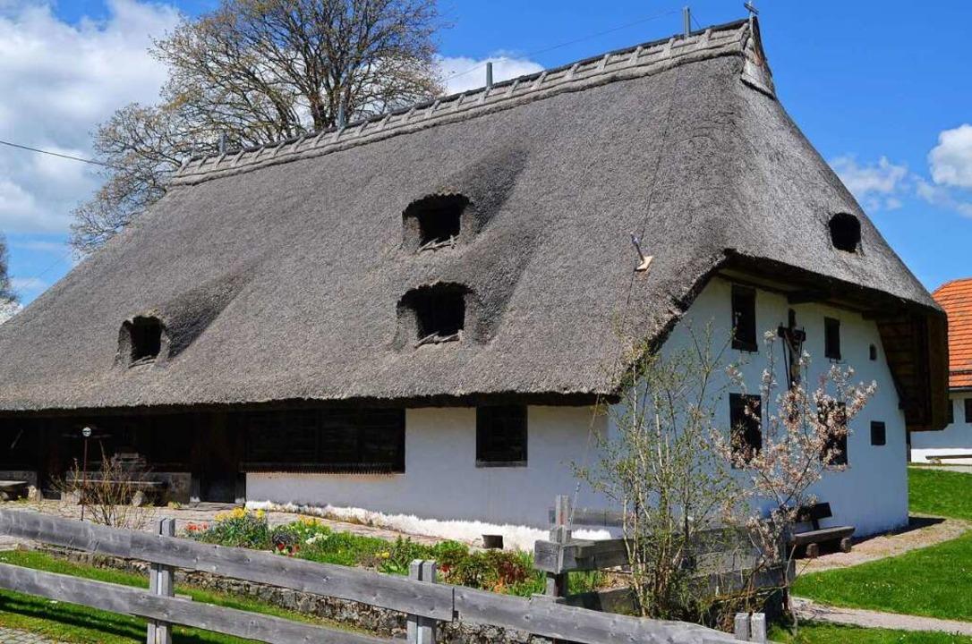 Das Freilichtmuseum Klausenhof in Herrischried  | Foto: Annka Mickel