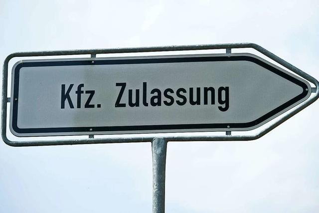 Langes Warten bei der Kfz-Zulassungsstelle im Breisgau-Hochschwarzwald