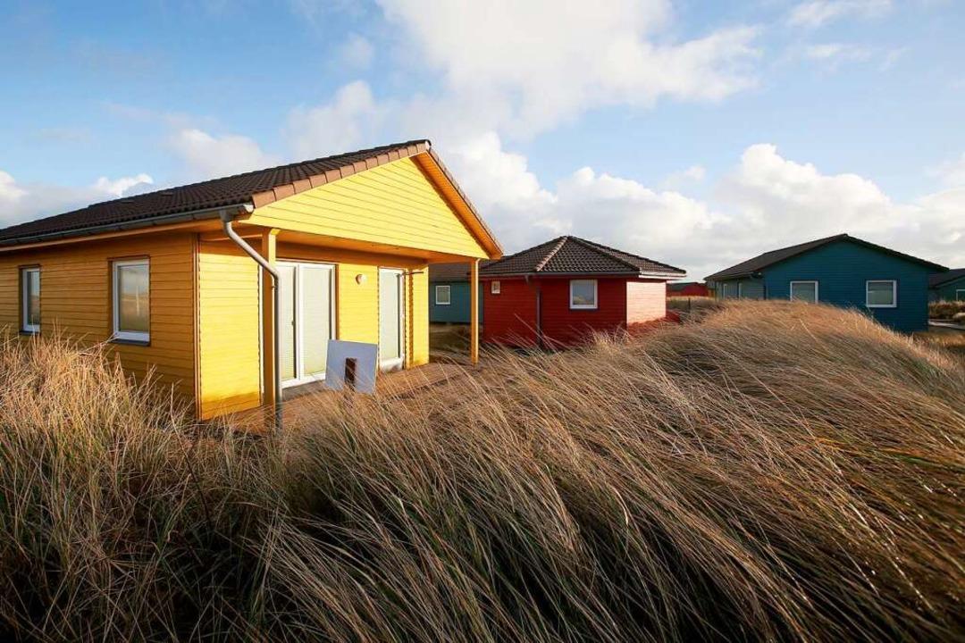 Der Traum vom eigenen Ferienhaus: Wer ...s gründen. Das macht vieles einfacher.  | Foto: Bodo Marks (dpa)