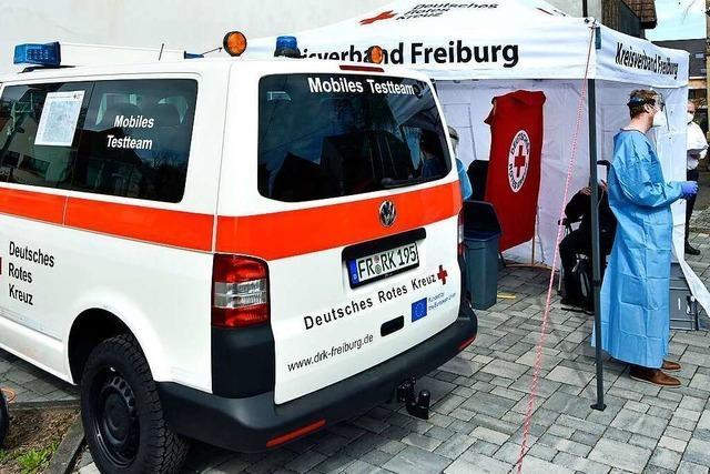 In Freiburg gibt's jetzt auch Schnelltests ohne Anmeldung