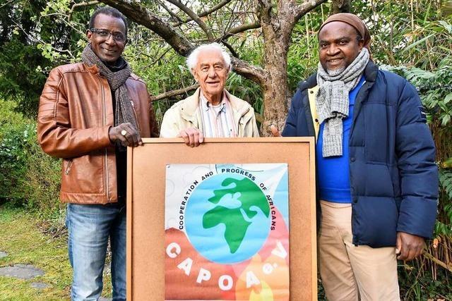Verein Capoa schafft Perspektiven für Menschen, die aus Afrika geflüchtet sind