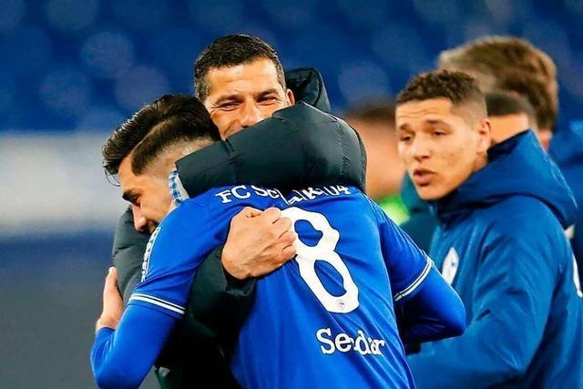 Schalke zeigt sich vor dem Spiel gegen Freiburg hoffnungsvoll