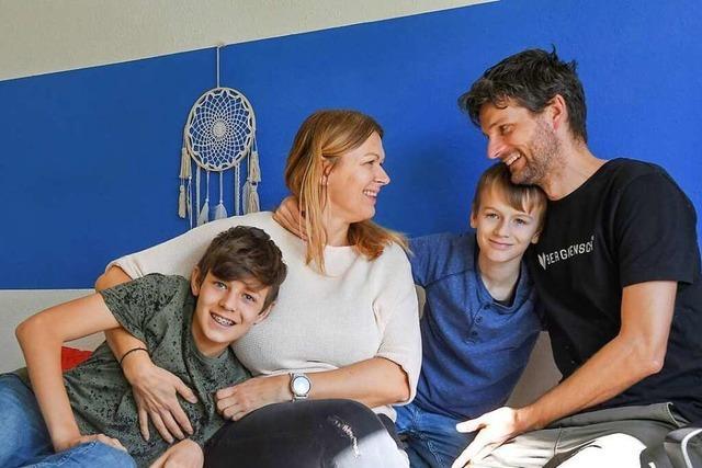 Gehörlose Eltern, hörende Kinder: Alltag einer Emmendinger Familie