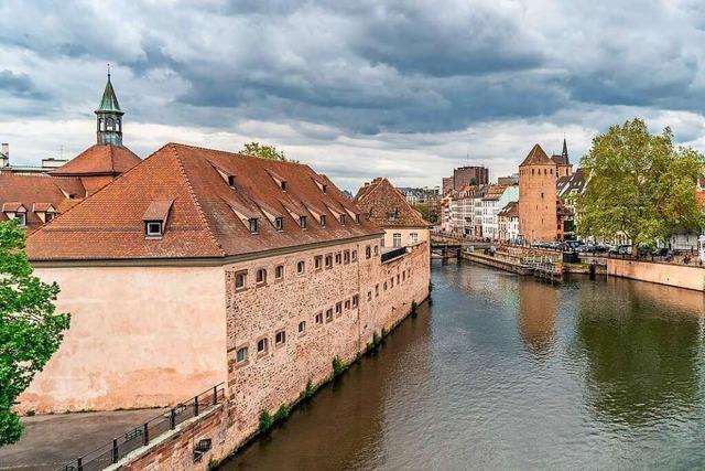Aus für die Beamten-Kaderschmiede in Straßburg