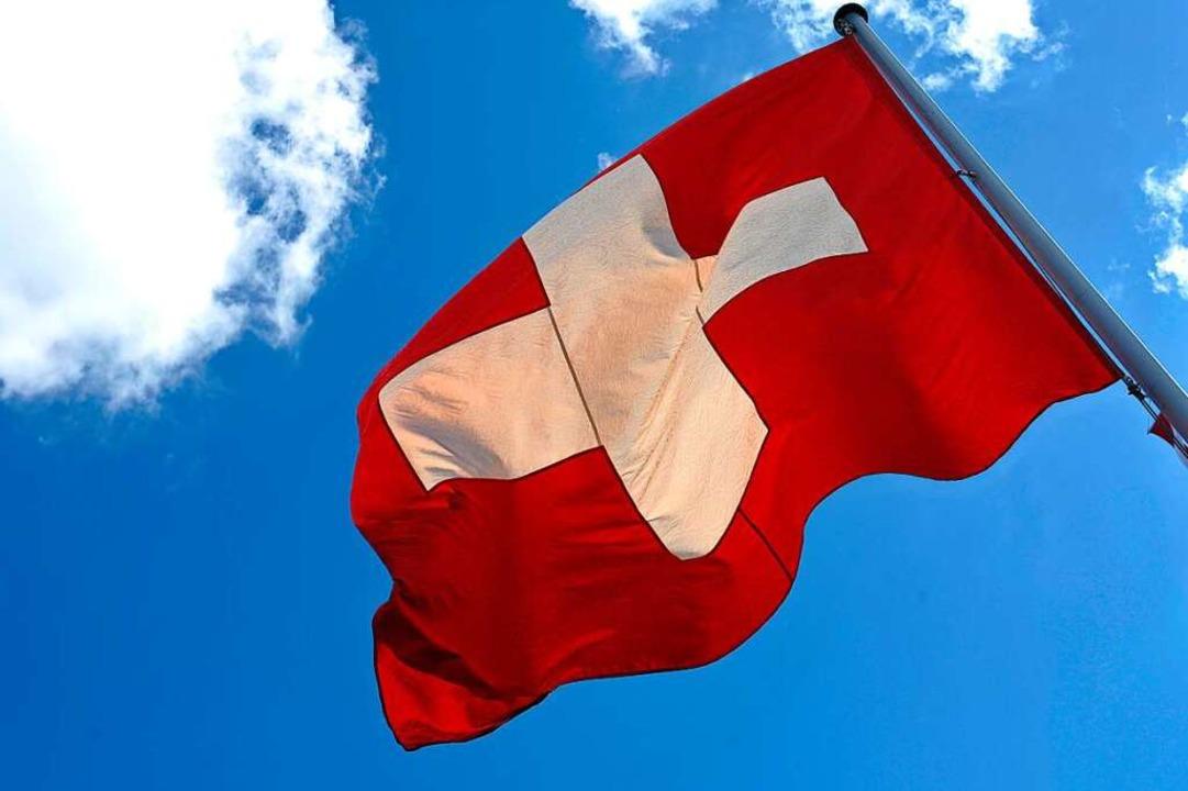 Noch rät das Auswärtige Amt von nicht ...e Schweiz zu touristischen Zwecken ab.  | Foto: Rainer Jensen