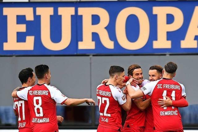 Freiburg zeigt keine Nachsicht und deklassiert Schalke 04 mit 4:0