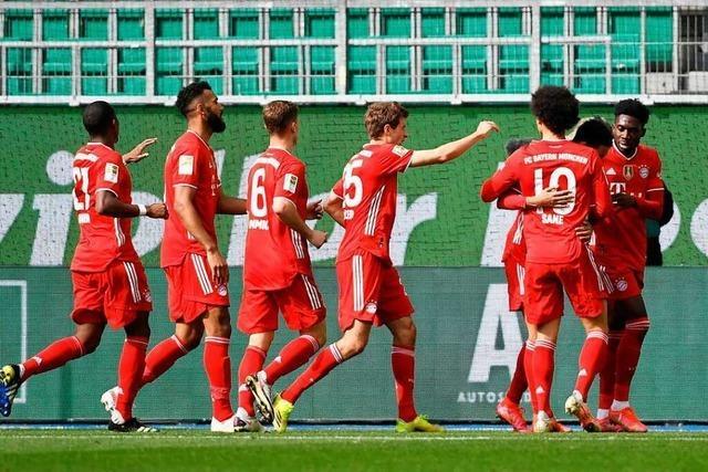 München gewinnt Spitzenspiel – Trainer Flick bittet um Vertragsauflösung