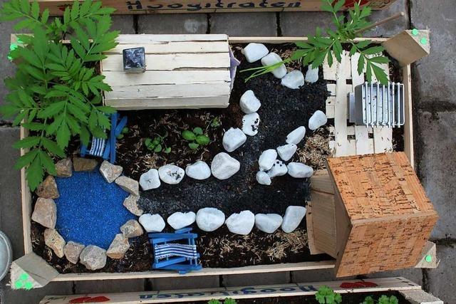 Gärtnern gegen Langeweile: Grünes Projekt für Kinder