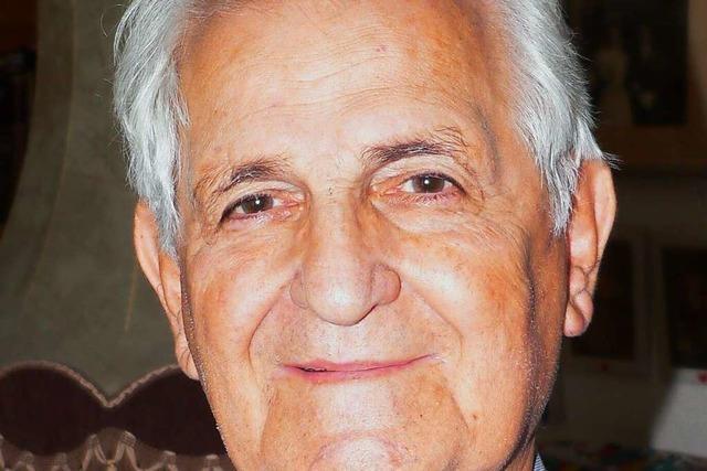 Clemens Fabrizio, ein Schopfheimer Original, wäre heute 100 Jahre alt geworden