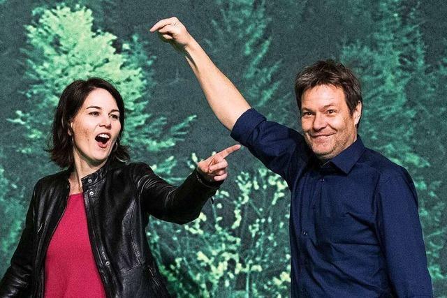 Baerbock oder Habeck: Wer übernimmt die grüne Kanzlerkandidatur?