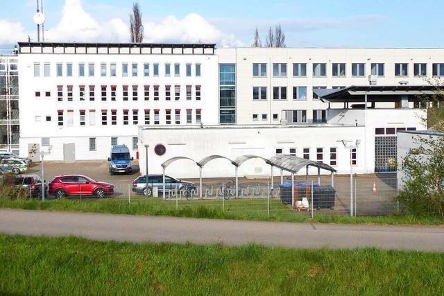 Polizeirevier in Emmendingen ist fertig und kostet 5,5 Millionen Euro