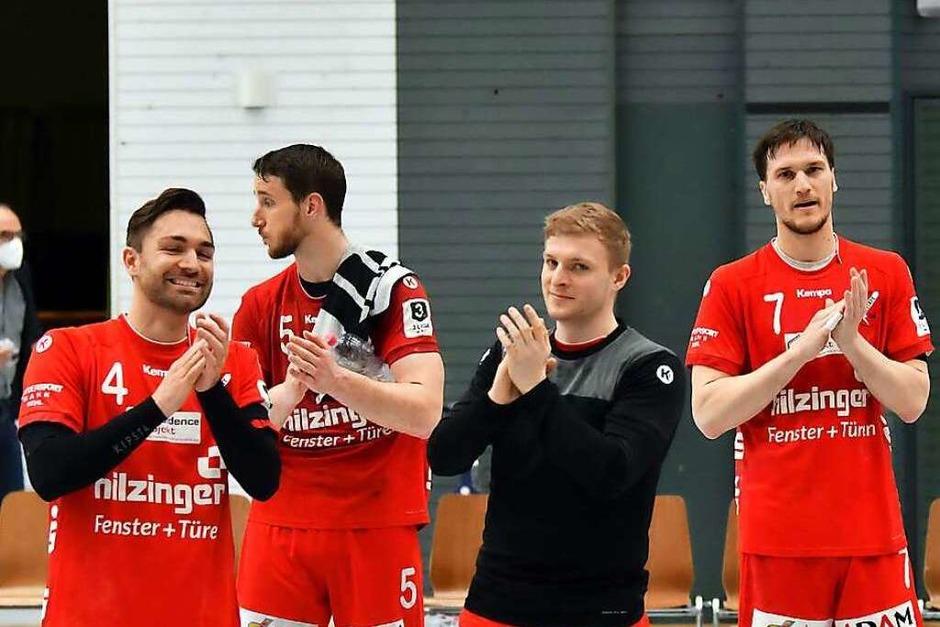 Noch ist für die Handballer des TV Willstätt in der Aufstiegsrunde zur 2. Liga alles möglich. (Foto: Wolfgang Künstle)