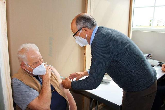 Mobiles Team hat bei der Lebenshilfe Lörrach Impfungen durchgeführt