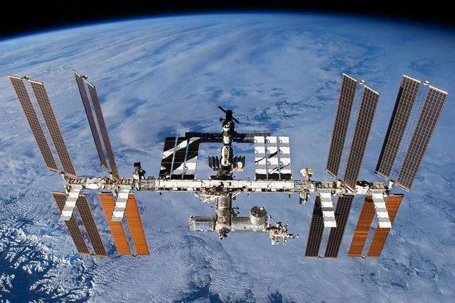Raumstation ISS droht Ende schon ab 2025