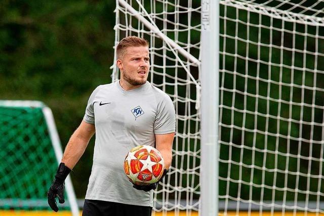 Manuel Werner – der lange Weg zurück ins Fußballtor