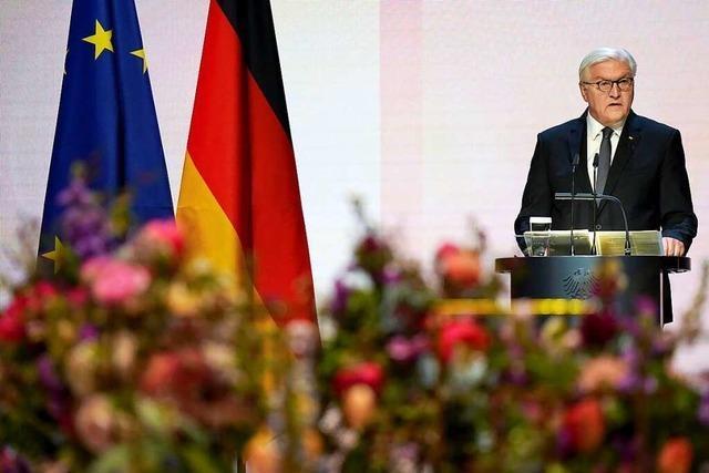 Trauer um fast 80.000 Corona-Tote bei staatlicher Gedenkfeier in Berlin