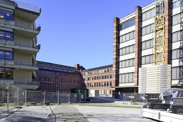 Klosterhof und Jugendherberge