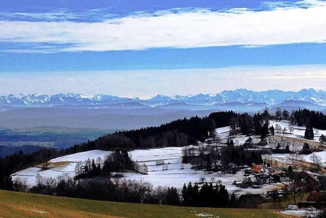 Grandioser Alpenblick in Gresgen