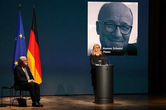 Bundespräsident Steinmeier: