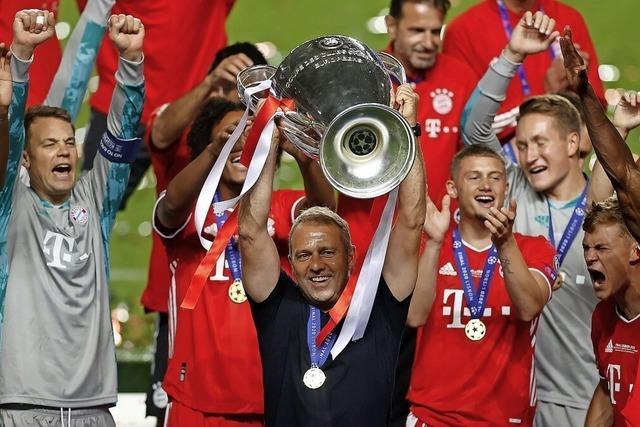 FC Bayern steht nun blank da
