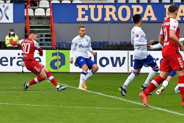 SC Freiburg gegen Schalke 04: Die Arbeit hinter der Leichtigkeit
