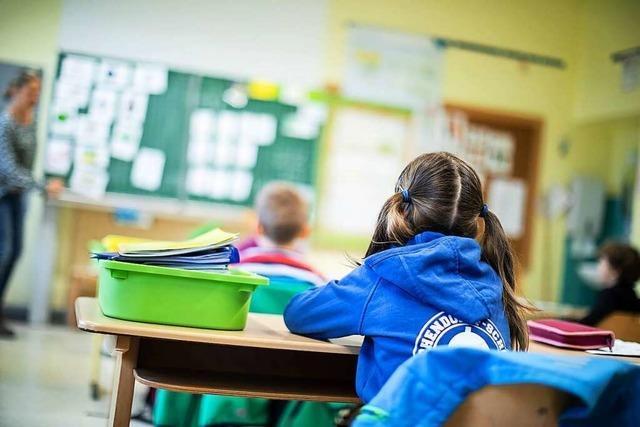 Rückkehr ins Klassenzimmer - aber längst nicht überall im Südwesten
