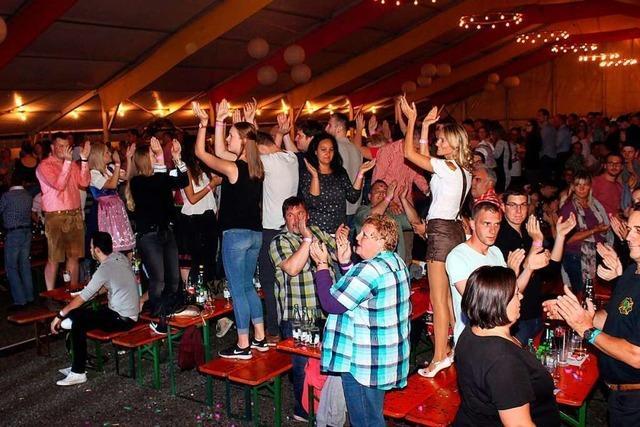 Kein Winzerfest in Efringen-Kirchen und kein Volksmarsch in Istein