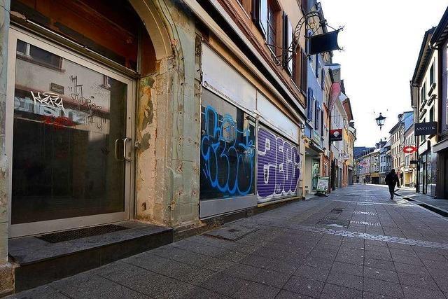 Freiburger Einzelhandel fordert mehr Unterstützung von der Stadt