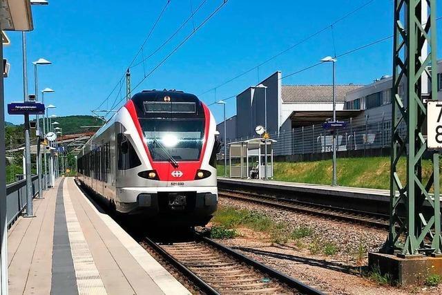Zentralklinikum Lörrach soll erst 2035 einen S-Bahn-Halt bekommen