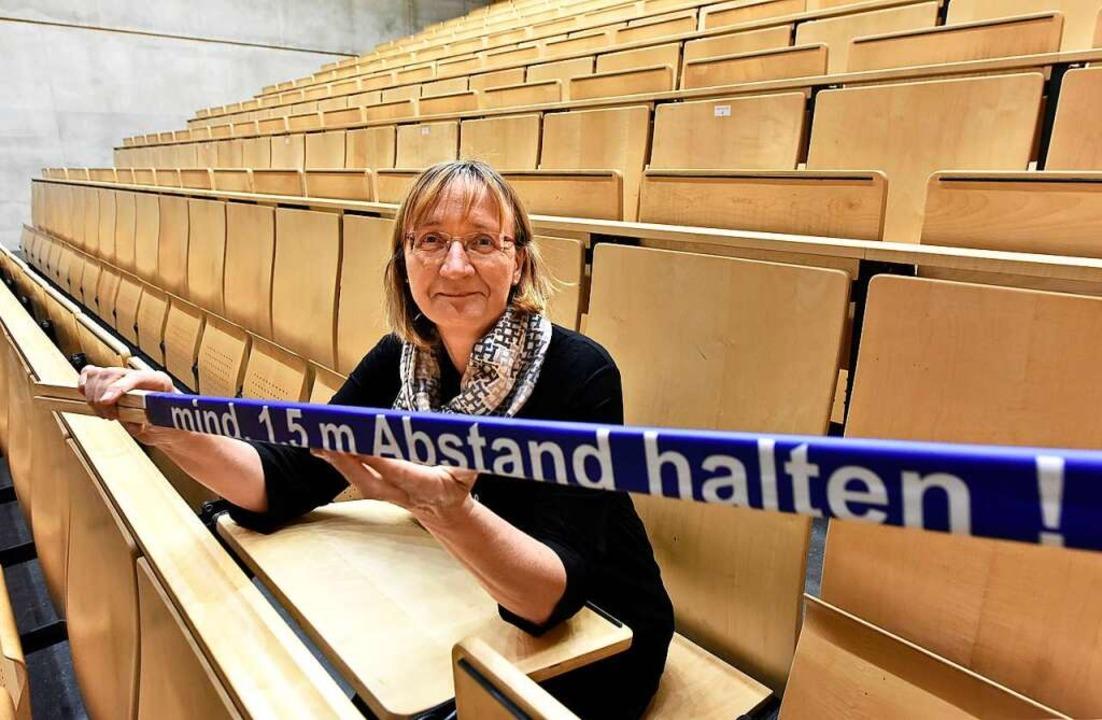 Petra Markmeyer-Pieles, Corona-Koordinierungsstelle  | Foto: Michael Bamberger
