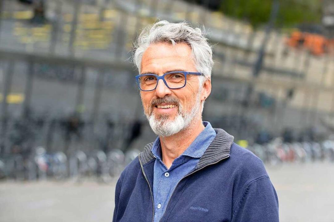 Ralf Ohlhoff, UB-Benutzungsleiter  | Foto: Michael Bamberger