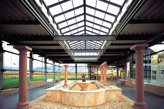 Römermuseum ist wieder geöffnet