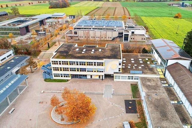 Eine gute Million für Heitersheims Grundschule