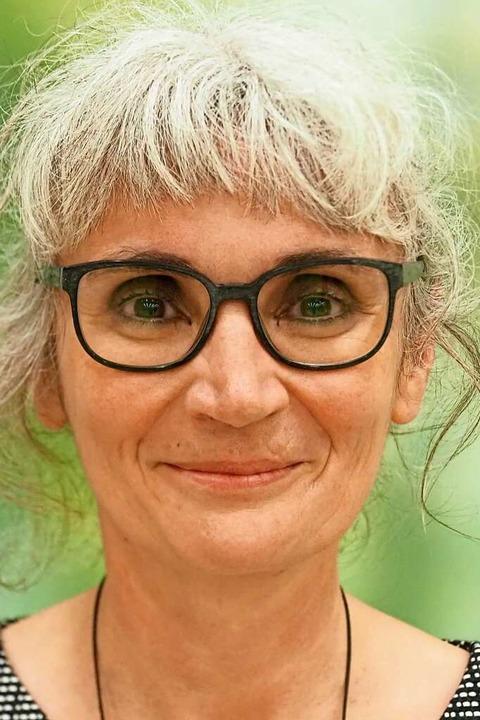 Heike Dorow, Bundestagskandidatin der Grünen im Wahlkreis Emmendingen-Lahr  | Foto: Michael Haberer