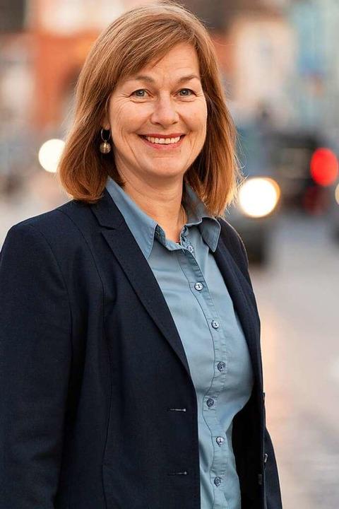 Susanne Wienecke, Fraktionssprecherin der Grünen im Emmendinger Gemeinderat  | Foto: Dieter Ruf