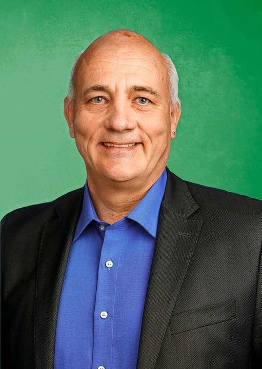 Alexander Schoch, Landtagsabgeordneter der Grünen  | Foto: Die Grünen