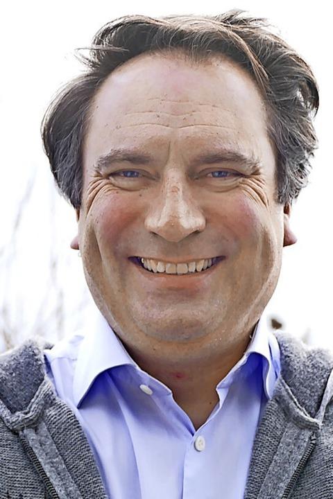 Unternehmensgründer Carsten Heinemeyer  | Foto: Gerold Zink