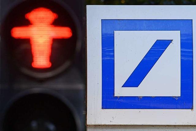 Emmendinger Deutsche-Bank-Kunden sollen zur Postfiliale
