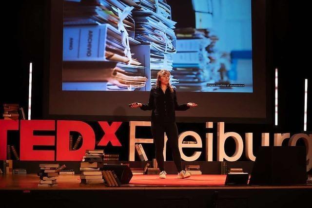 Sieben Zukunftsvisionen aus den Freiburger TEDx-Talks