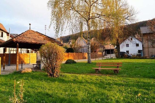 Pläne für den sogenannten Kurpark in Lipburg