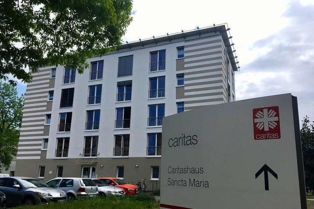 Caritas-Vorstand Poetzsch: