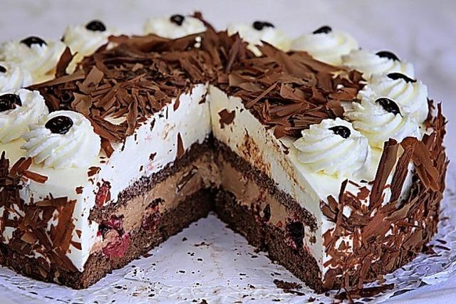 Torte-to-go vom Café Kirche