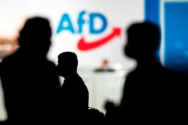 Im AfD-Kreisverband Lörrach gibt es einen Richtungsstreit