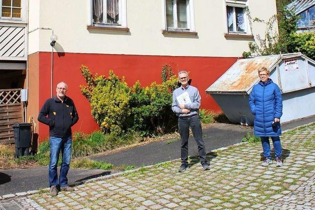 Anwohner in Rheinfelden wehren sich gegen einen Neubau: er sei zu groß