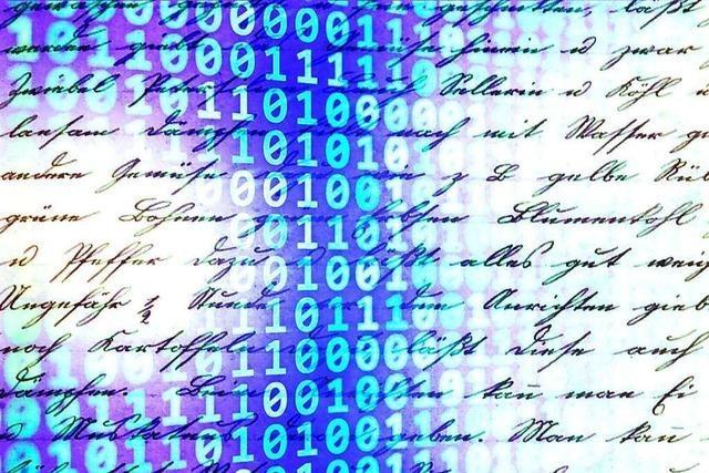 Wie Künstliche Intelligenz dabei helfen kann, die Handschrift der Uroma zu entziffern