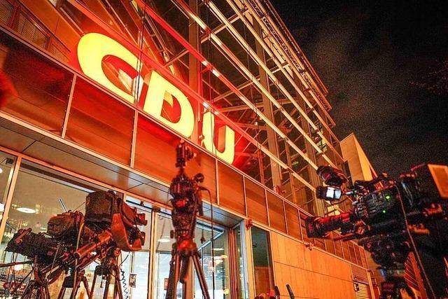 Die Debatten in der CDU laufen weiter zäh und kontrovers