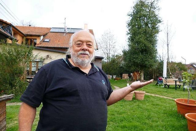 Die Stechpalme von Siegfried Schmidt in Kürnberg ist