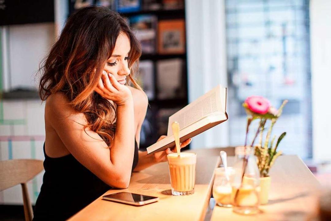 In Cafés kann man neue Kaffeetrends ausprobieren.  | Foto: Christin Klose
