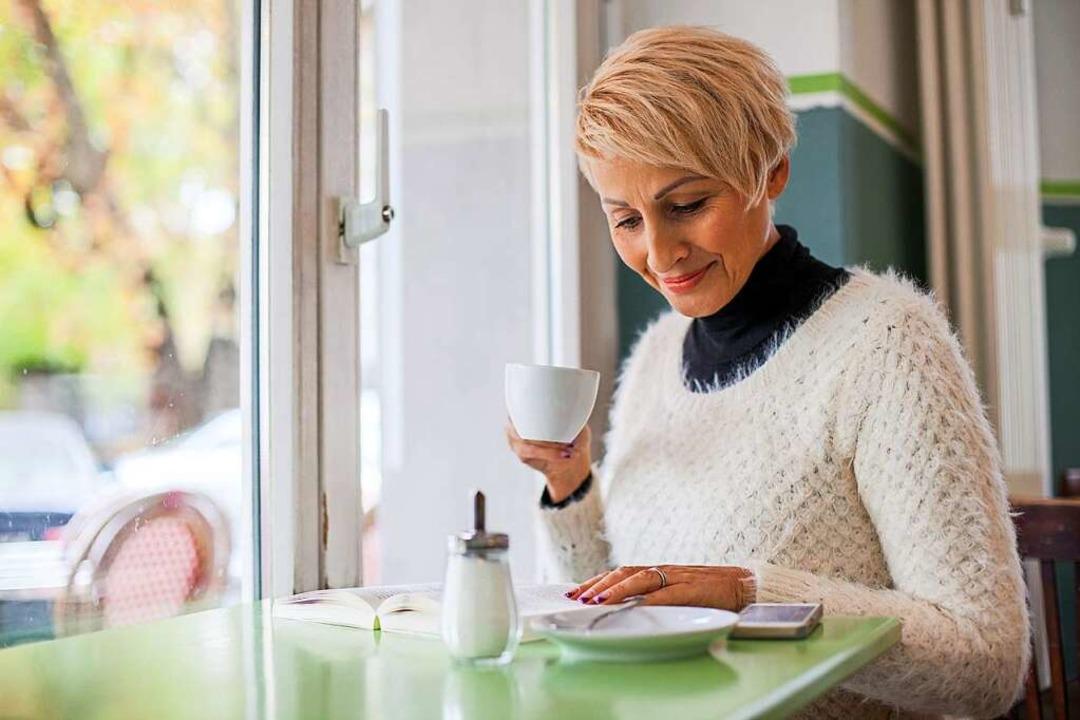 Von wegen ungesund: Kaffee kann auch gut für den Körper sein.  | Foto: Christin Klose